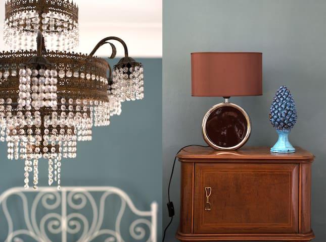 Camera - dettagli  Bedroom - details Chambre  - détail