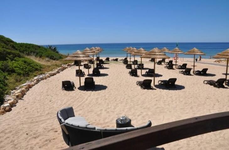 Cabanas beach