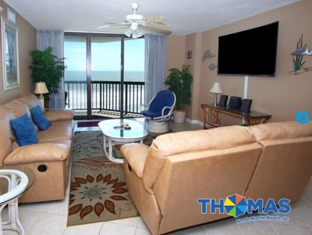 Summer Retreat Oceanfront Condo   Ocean Bay Club