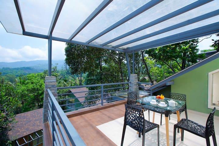 Adithya Nature Resort Diamond Villas in Plantation
