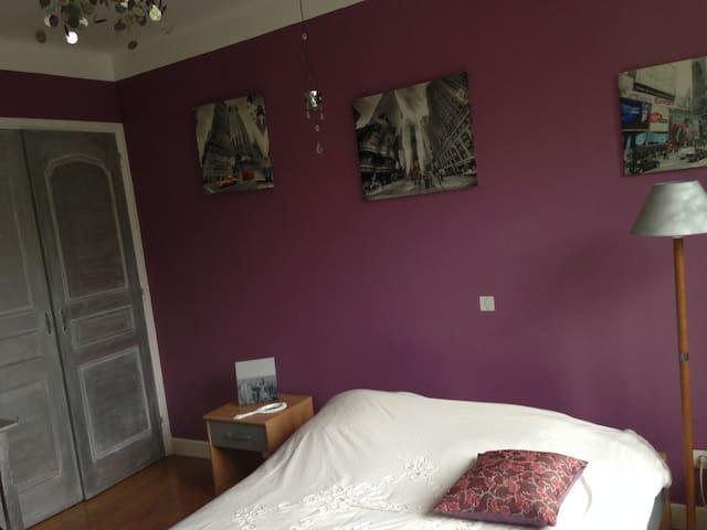 Chambre Saint Lizier/Saint Girons/Moulis - Saint-Lizier - Casa