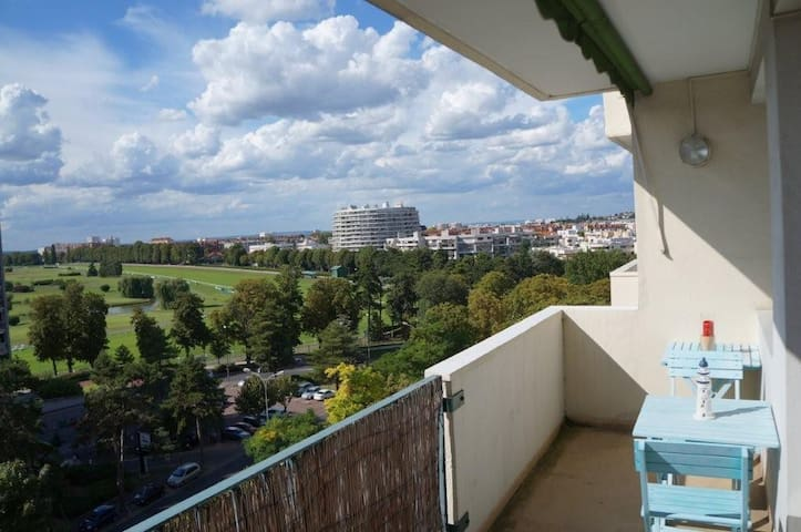 Bright appartment with spectacular view  ...