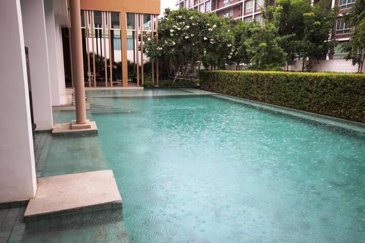 Studioroom Baan Koo Kiang 7th floor