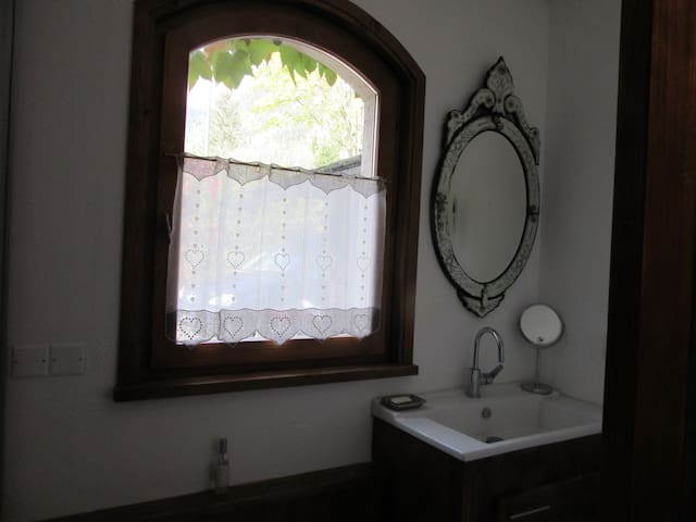 Small shower room and toilet