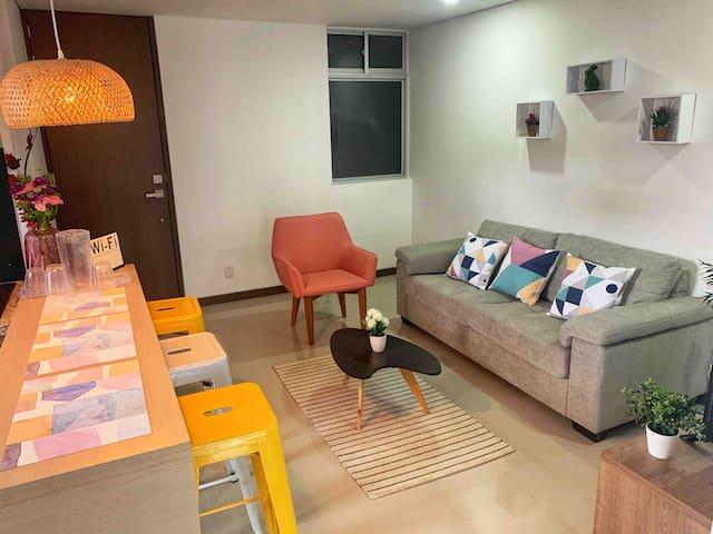New Cozy Studio!