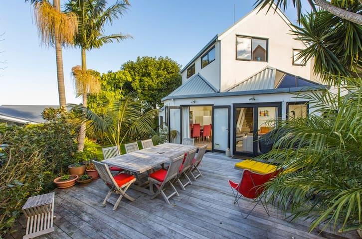 Herne Bay Oasis - Auckland - Hus