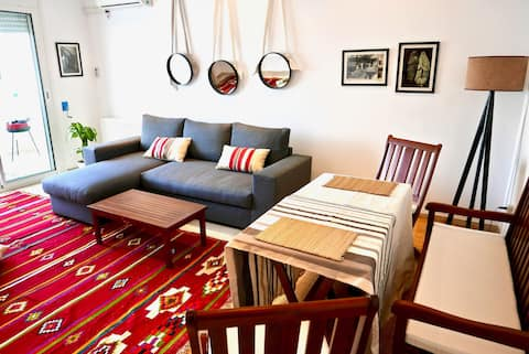 Cozy and perfectly located flat in la Marsa Plage