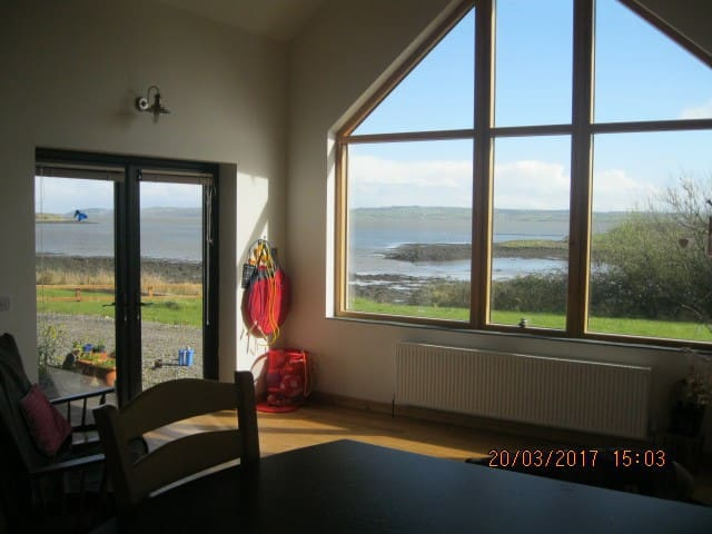 Tranquil setting in West Clare - Labasheeda - Rumah