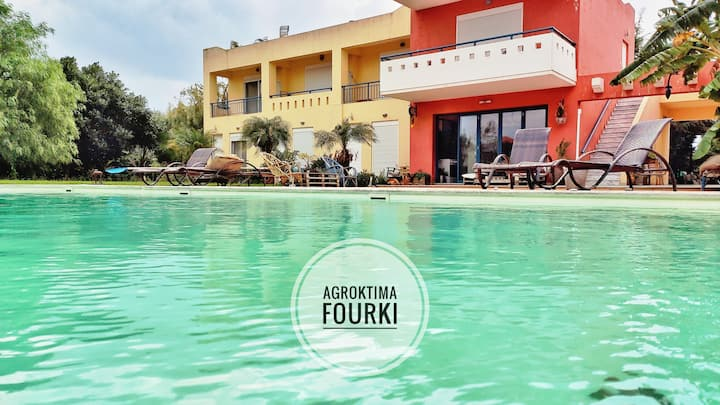 """Agroktima Fourki """"Christos Room"""""""