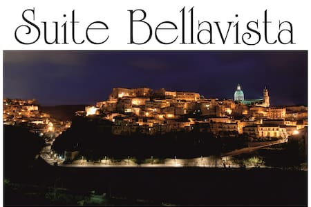 SUITE BELLAVISTA X COPPIE E FAMIGLIE - Ragusa - Apartament
