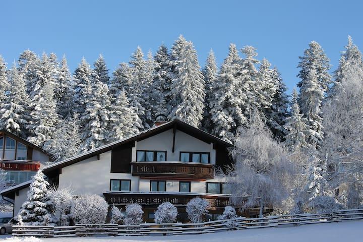 Ferienwohnung - Haus Schwärzler - Sulzberg - Departamento
