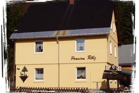 Familienfreundliche, gemütliche Pension - Eibenstock - Bed & Breakfast
