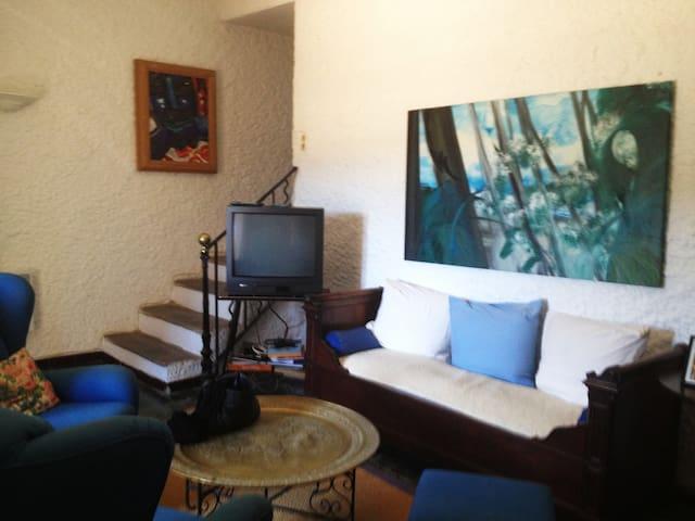Maison typique Corse avec vue panoramique