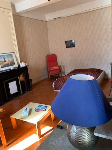 Spacious private rooms WINDSURFERS near Leucate