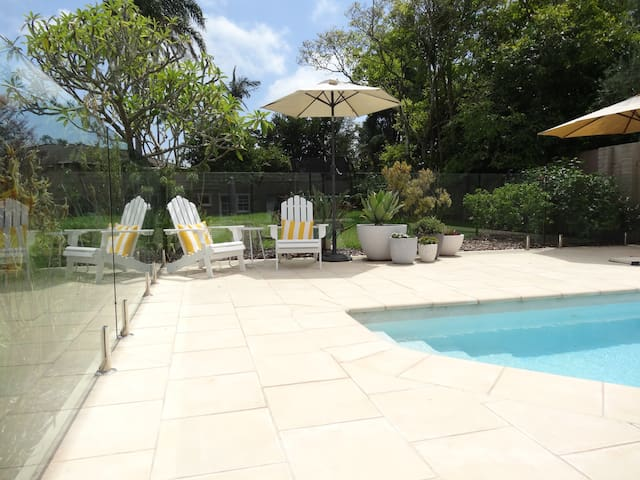 Sunny, tranquil family house - Frenchs Forest