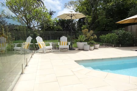 Sunny, tranquil family house - Frenchs Forest - Rumah