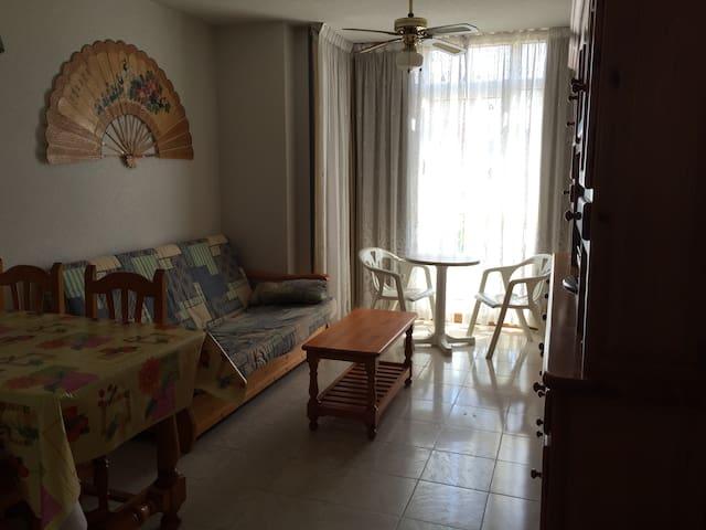 apartamento noja junto playa ris - Noja