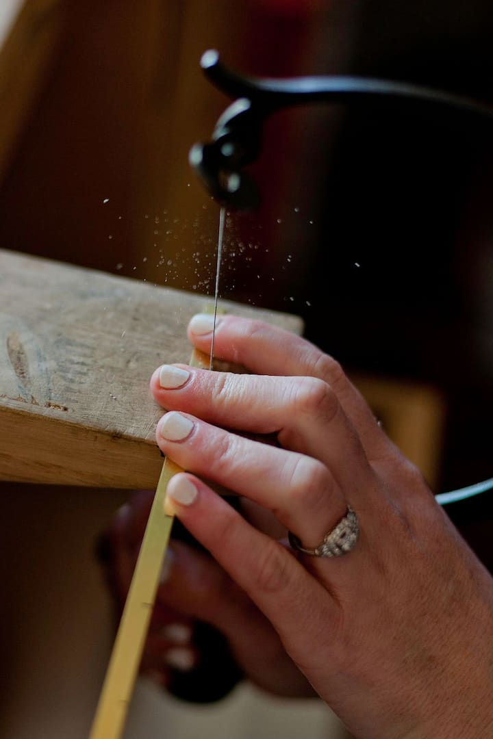 The art of sawing