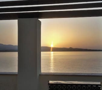 Maisonette with Terrace by the Sea - Magic View!!!