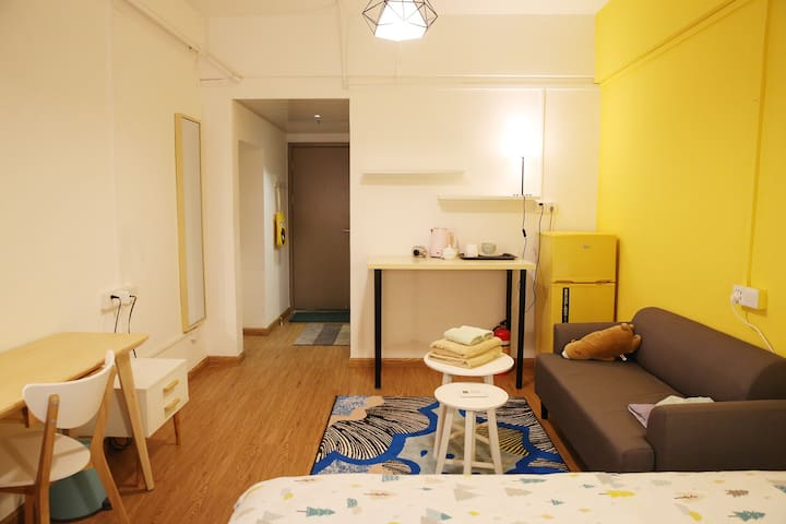 [#321] Viator Young Studio in 广州 特价!! - Guangzhou - Appartement