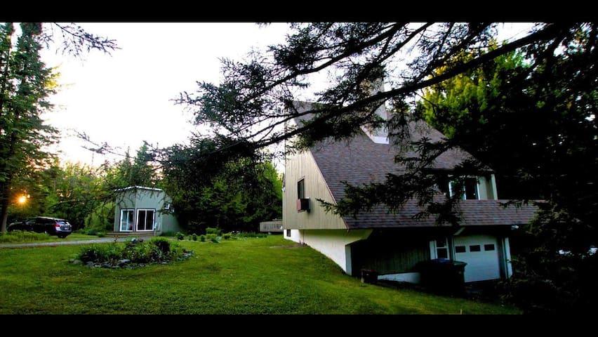 Peace oasis - Magog - House