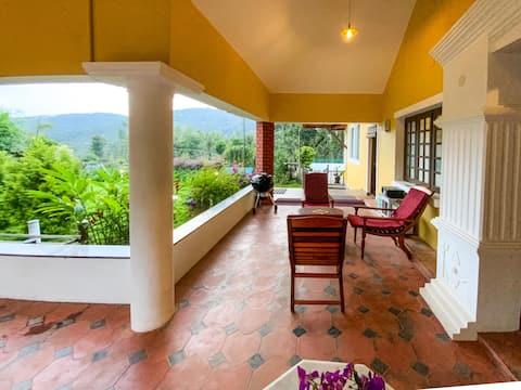Green Acres|Gorgeous 3bhk drive-thru Coffee Estate