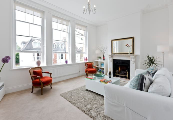 Newly refurbished apartment in Kew Richmond London - Richmond - Wohnung