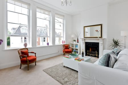 Newly refurbished apartment in Kew Richmond London - Richmond - Apartment