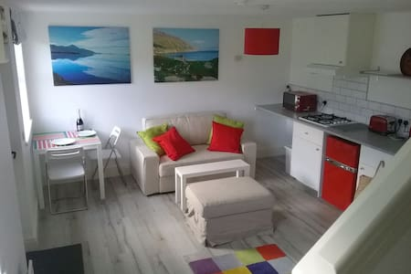 Self contained apartment beside Croagh Patrick