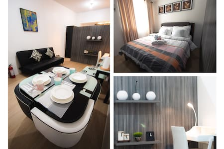 Fully furnished for Work & Family @ Shine Ortigas