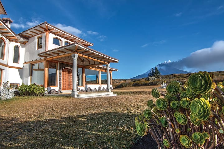 Hotel near Cotopaxi National Park - Cotopaxi Province - Bed & Breakfast