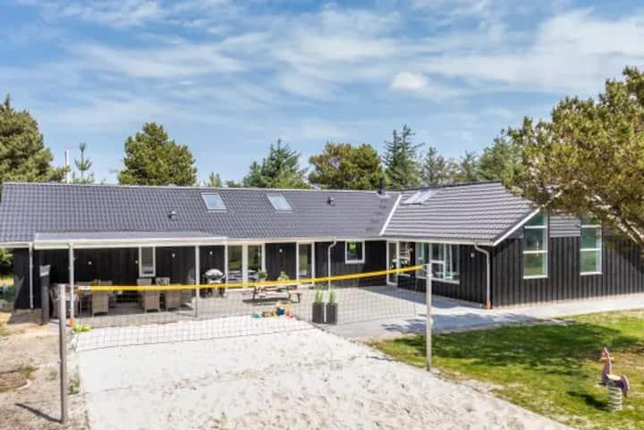 Fantastisk Pool hus i Blåvand
