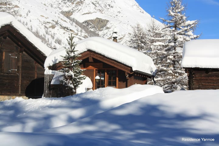 Chalet Z'Flesche***, single house, ski in ski out