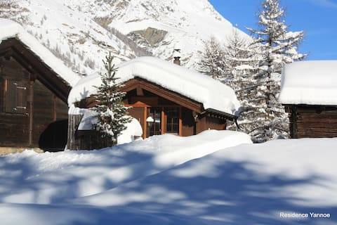 Chalet Z'Flesche***, single house, ski in ski out