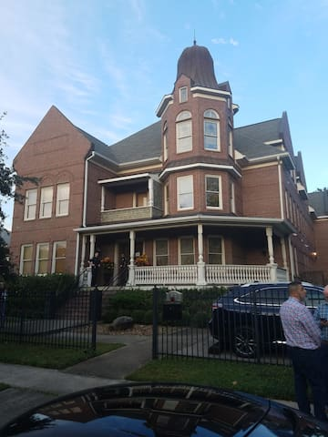 The Heights Mansion - Houston - Huis