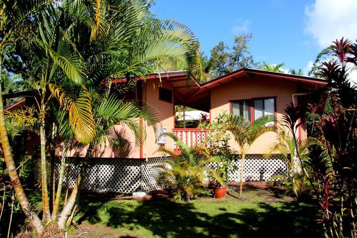 """Big Island Ohana Retreat- """"Aloha Shirt"""" - Keaau - Hus"""