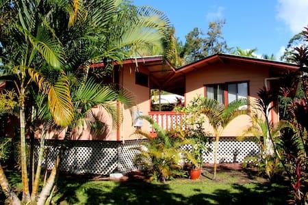"""Big Island Ohana Retreat- """"Aloha Shirt"""" - Keaau"""