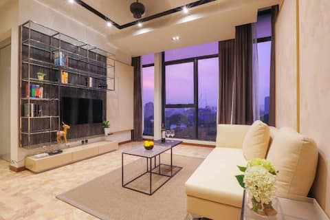 EXPRESSIONZ-KLCC-View-From-Room ✯2Bedroom Suites✯