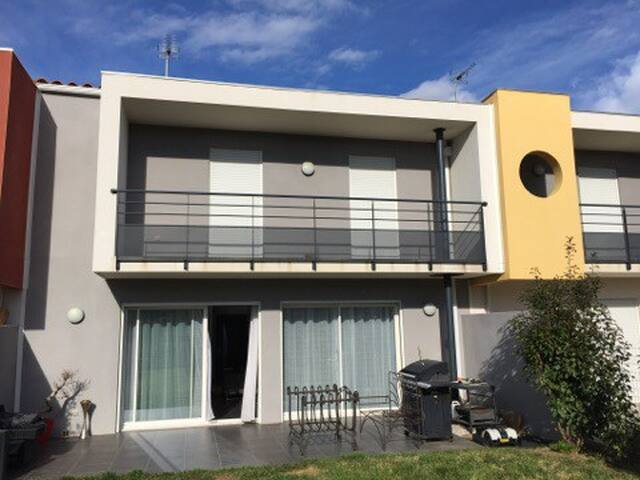 Villa T5 à Canet-en-Roussillon - Canet-en-Roussillon - House