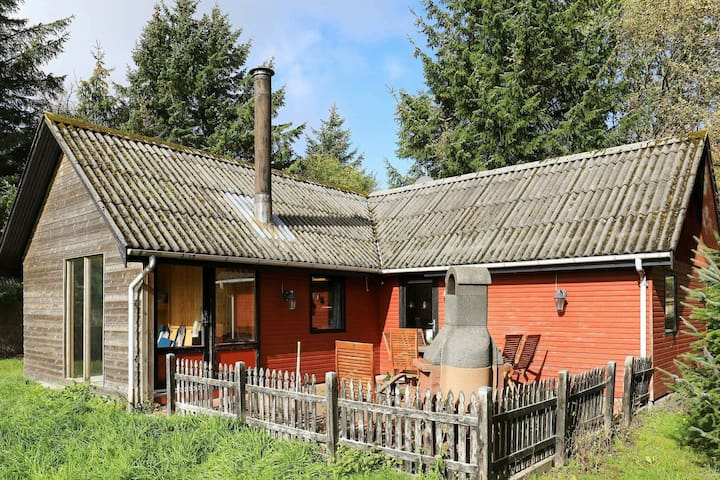 Quaint Holiday Home with Terrace in Jutland