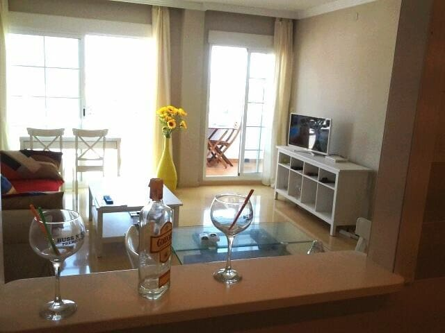 Puerto Banus apartment with view on La Concha - Марбелья - Квартира