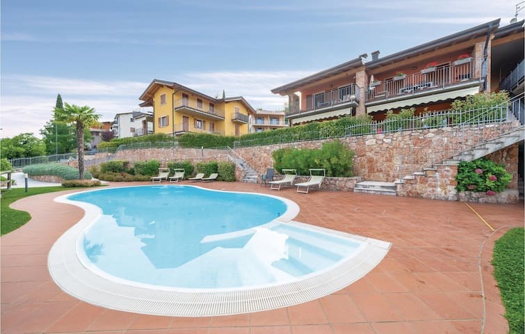 Holiday apartment with 2 bedrooms on 60m² in San Zeno di Montagna