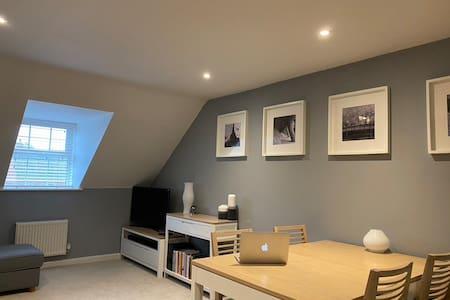 Spacious modern apartment in Welwyn Garden City
