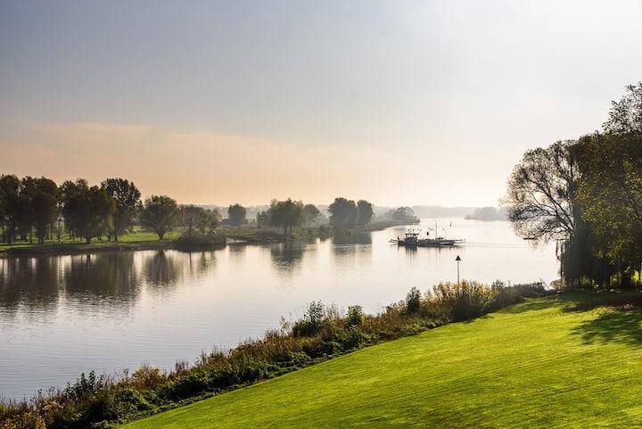 Vakantiewoning aan de Maas in Broekhuizen / Arcen