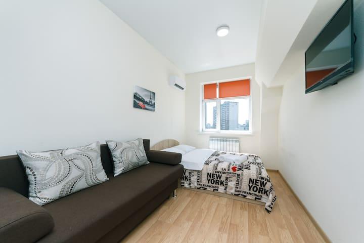 Уютная квартира-studio, на Берестейской!