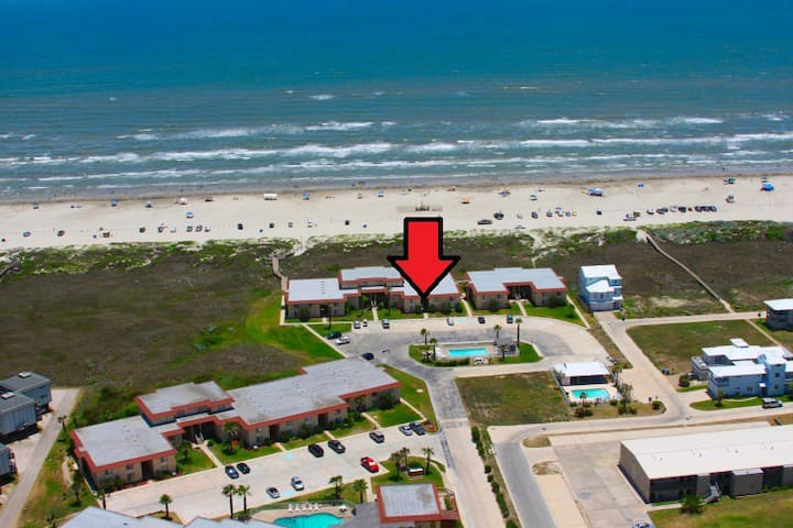 Whata Beachfront Condo - Port Aransas