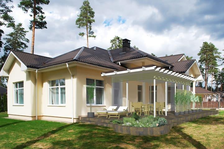 Bergi Villa