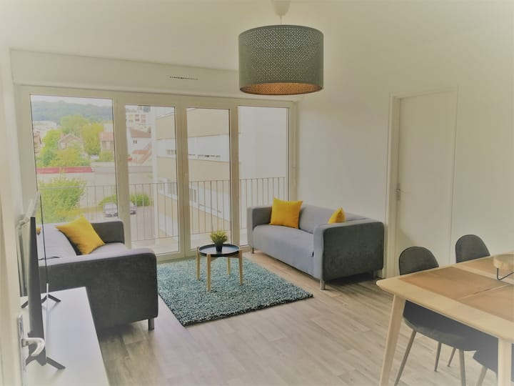 WELLCOME - Appartement meublé 4 pers  - Palaiseau