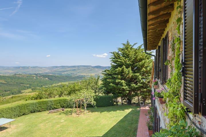 Podere Sant'Antonio - Province of Siena - Villa