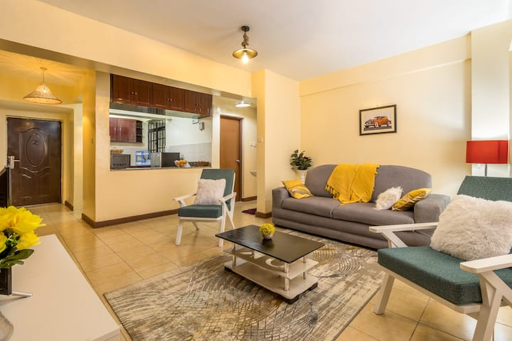 The stays at see-far- 2 bedroom apartment